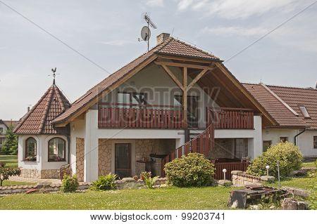 Architecture of Bohemia