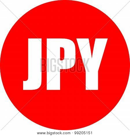 Jpy Icon