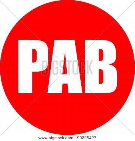 Pab Icon