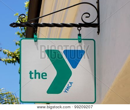 Ymca Sign And Logo