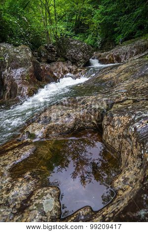 Blue Ridge Mountain Stream 4
