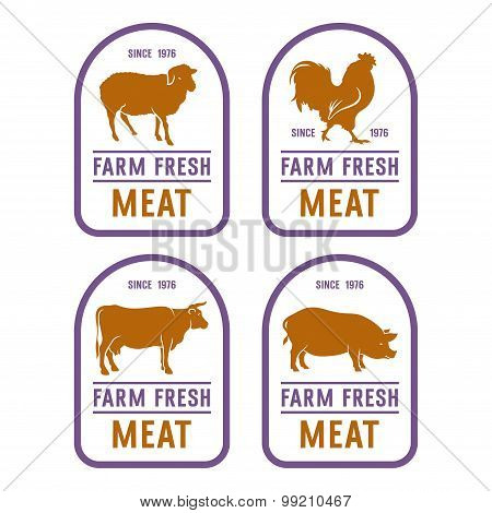 Meat Label 004