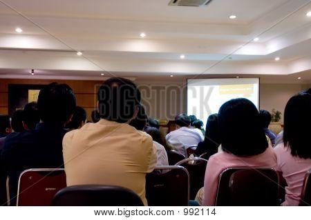 Presentation Crowds