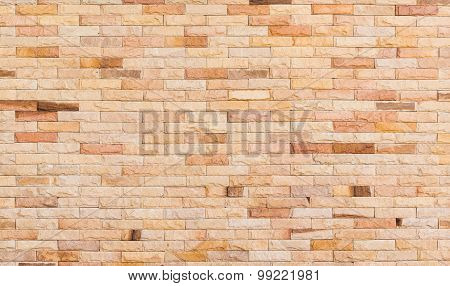 Decorative Real Stone Wall Surface