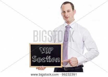 Vip Section