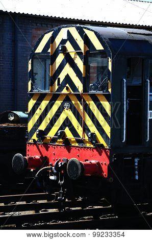 Class 08 diesel shunter.
