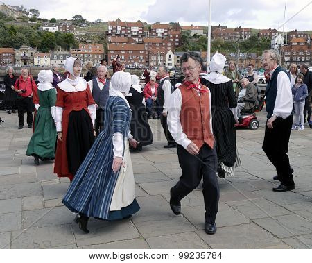Whitby Folk Dancers