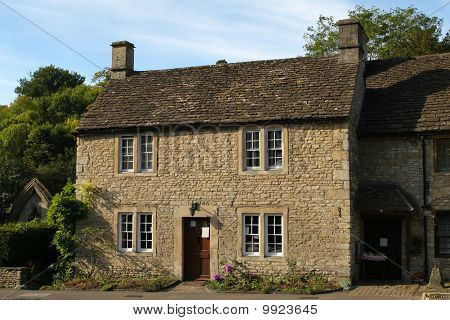 Typical Cotswolds Cottage