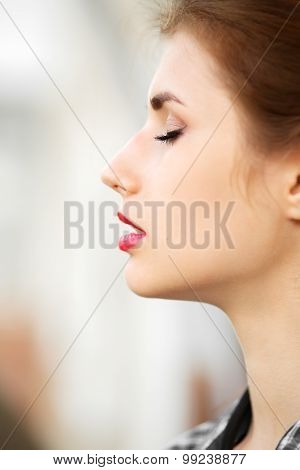 Woman Profile