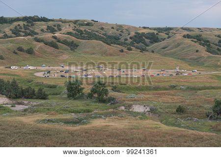 Grassland Camping