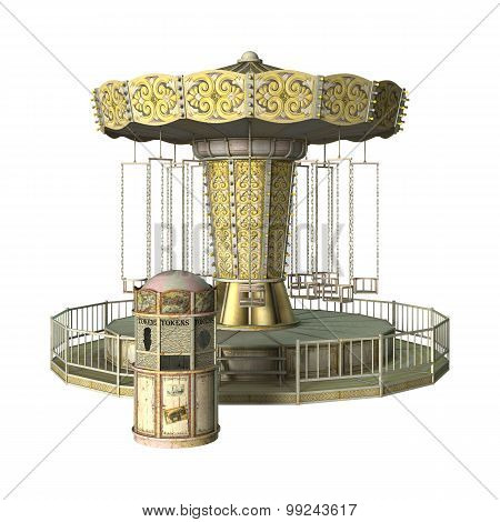 Swing Carousel Ride