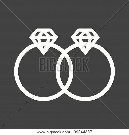 Rings , Diamond