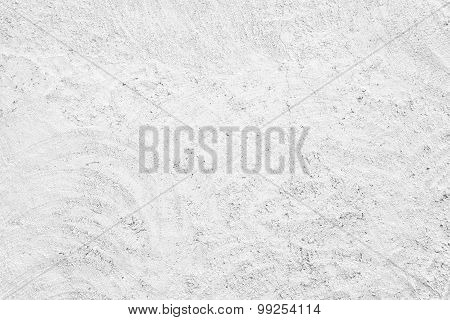 White Rough Plaster Wall Texture