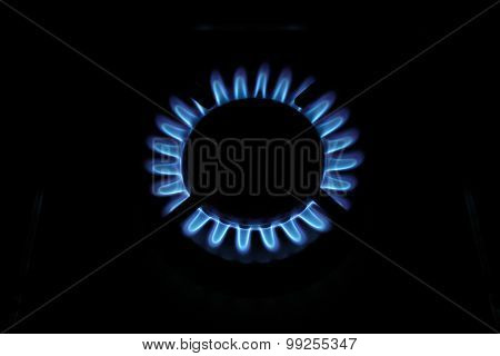 One Flame A Gas Stovel L
