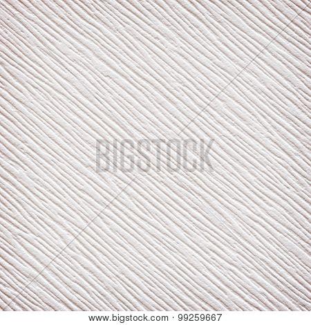 White Art Paper Textured Background