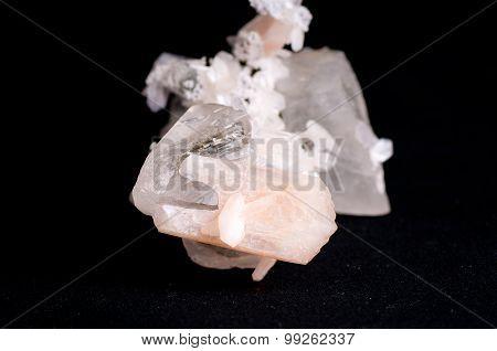 Stilbite Mineral Sample
