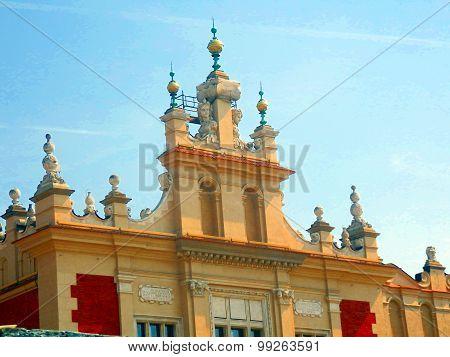 Cloth Hall in Krakow