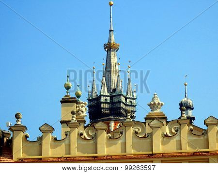 Krakow Skyline
