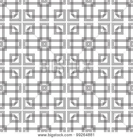 Abstract Seamless Geometric Islamic Wallpaper.
