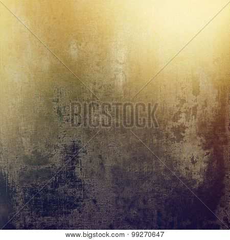 Abstract grunge background. With different color patterns: yellow (beige); brown; purple (violet); gray