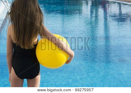 Swimming Pool Vacation