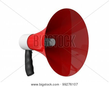 Red Megafone
