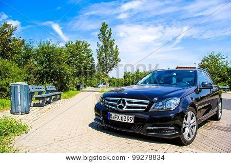 Mercedes-benz W204 C180