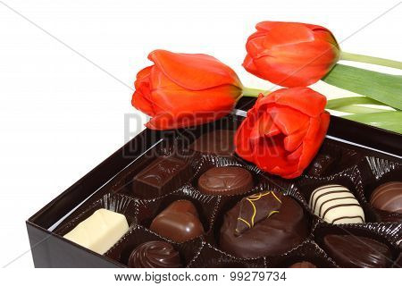 Tulips And Chocolate