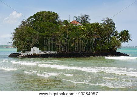 Taprobane Island, Arthur C. Clarke's House