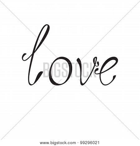 Love Inscription