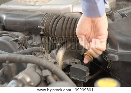 Checking engine
