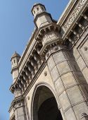 pic of british bombay  - gateway of india the trading gate for the world - JPG