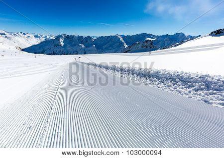 Ski Resort Scenics