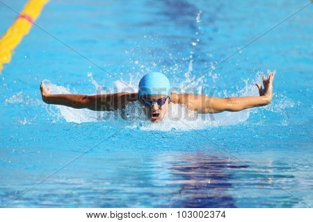 Turkish Swimming Championship