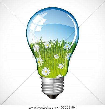 Nature Light Bulb
