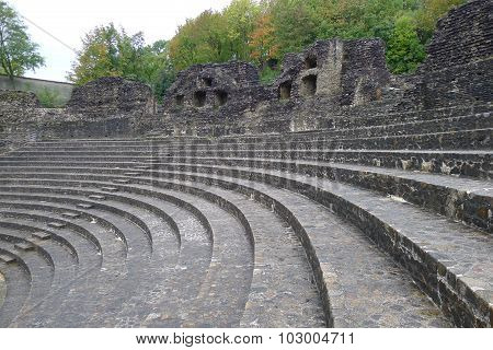The Odeon of Lyon, France