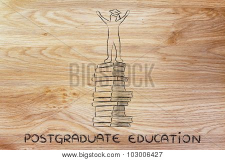 Personal Life Achievements: Postgraduate Education