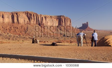 Photographing Monument Valley 2