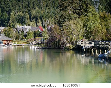 Green Lake, Whistler BC