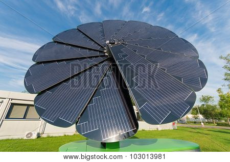 Foldable Solar Collector