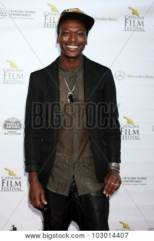 LOS ANGELES - SEP 26:  Dean Lucas at the Catalina Film Festival Saturday Gala at the Avalon Theater on September 26, 2015 in Avalon, CA