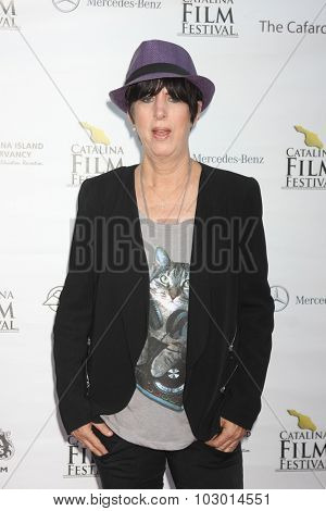 LOS ANGELES - SEP 26:  Diane Warren at the Catalina Film Festival Saturday Gala at the Avalon Theater on September 26, 2015 in Avalon, CA