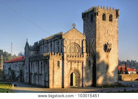 Igreja Do Mosteiro De Leça Do Balio