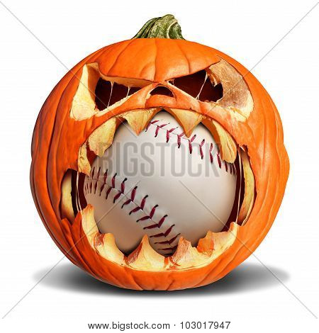 Autumn Baseball