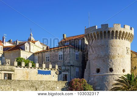 Korcula City - Walls