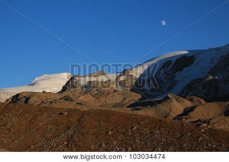 Evening Scene Near Zermatt