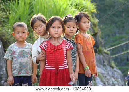 Hmong Children
