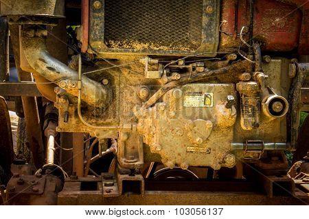 Engine Details. Diesel Engine. Motor