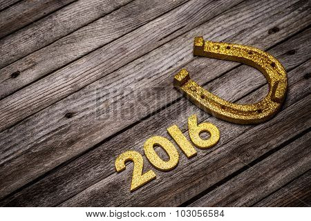 2016 Year Golden Number