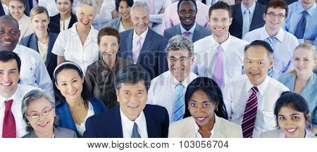 Diverse Business People Successful Corporate Concept